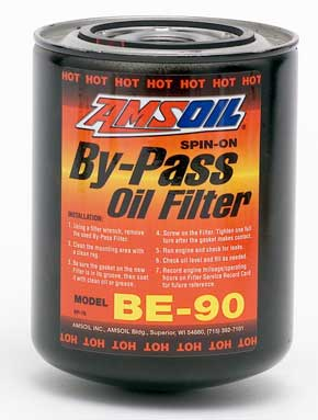 Amsoil Be 90 Bypass Filter