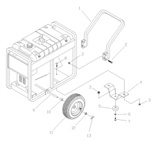 Wiring Diagram For Coleman Generator also Power Washer Carburetor Diagram as well Generac 4000xl Carb Diagram likewise Solar Panel Wiring Diagram For Rv together with Coleman Furnace Wiring Diagram. on portable generators repair wiring diagram