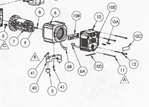 wiring diagram pm wiring image wiring diagram rotors and stators for coleman powermate generators on wiring diagram pm0545212