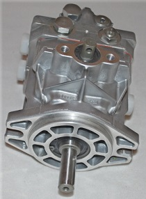 Pumps used on dixie chopper lawn mowers for White hydraulic motor seal kit
