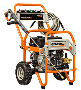 Generac Pressure Washers And Parts