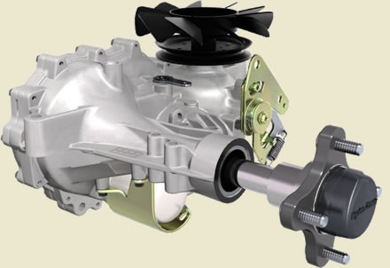 Signs Of Transmission Problems >> HYDROGEAR ZT-2800 TRANSAXLES
